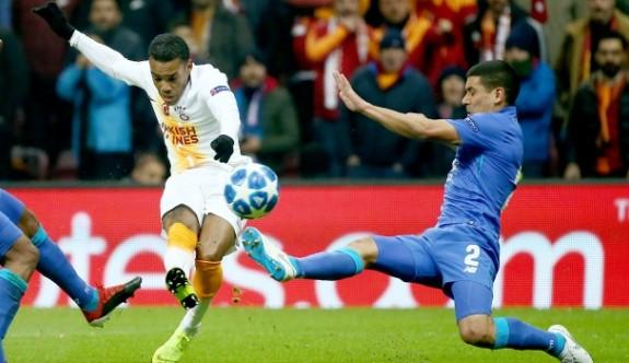 Aslan, yenilgiye rağmen Avrupa Ligi'nde