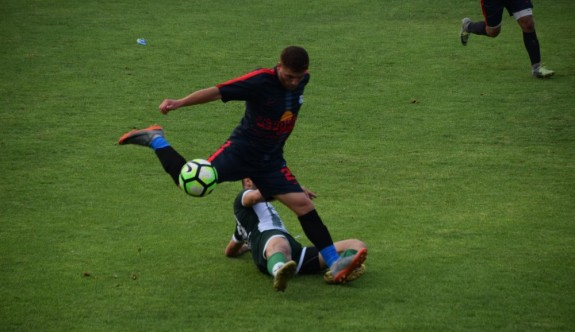 Çatalköy'de kritik maç