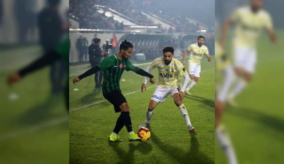 Fenerbahçe düşme potasında