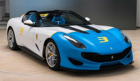 Ferrari'den kişiye özel bir model