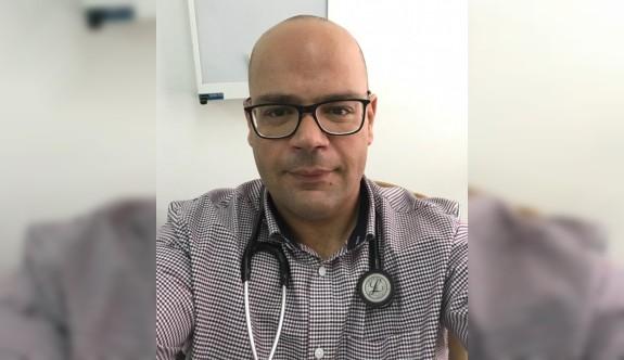 Girne Akçiçek Hastanesi'nin ihmali'ni Dr. Hüdaverdi önledi