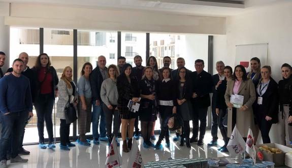 Hamitköy'e hayat veren projeye ilgi artıyor
