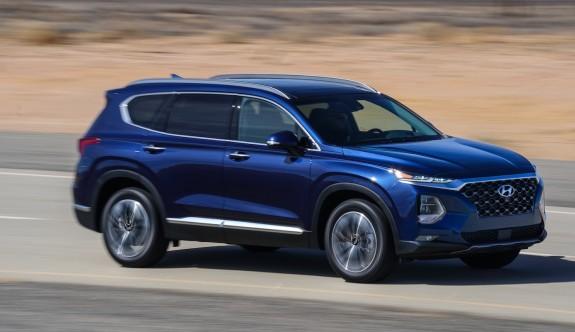 Hyundai'den 8 kişilik lüks SUV