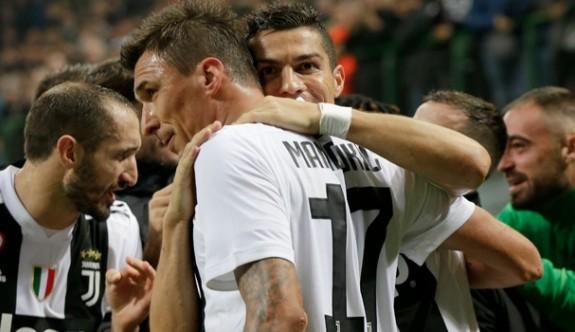 Juventus, Inter'i tek golle geçti