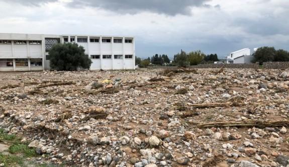 KTÖS, okullardaki zararı açıkladı