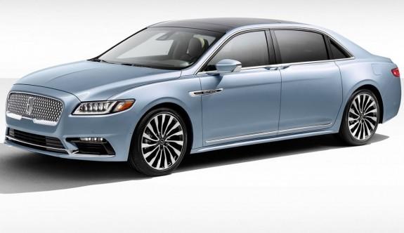 Lincoln Continental'den 80. yıla özel 80 araç