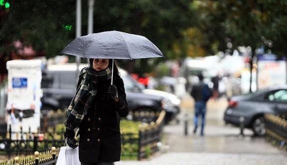 Meteoroloji'den yarın için kuvvetli yağış uyarısı