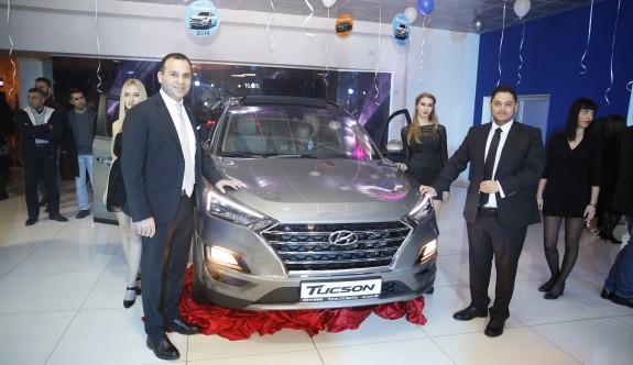 Özok Hyundai Tucson ve Kona lansmanını gerçekleştirdi