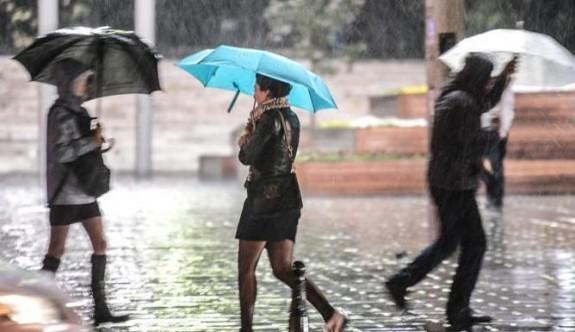 Yağmur ve fırtına hafta sonuna kadar sürecek