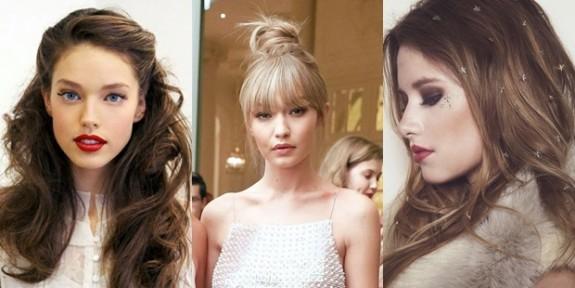 Yılbaşında Tarzınıza Yaratıcılık Katacak 14 Parti Saç Stili