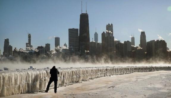 ABD'de soğuk hava dalgası: 7 ölü