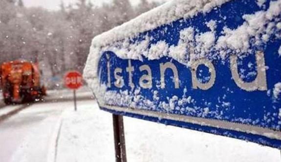 AKOM'dan kar alarmı