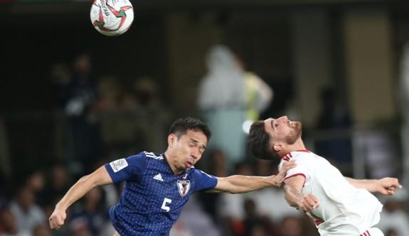Asya Kupası'nda ilk finalist Japonya