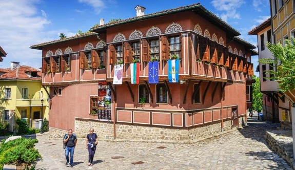 Avrupa'nın 2019 kültür başkenti Filibe