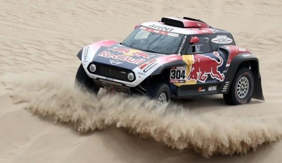 Dakar Rallisi'nde heyecan dorukta