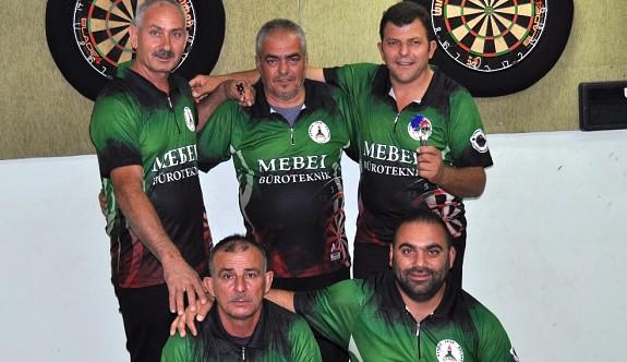 Darts Birinci Ligi'nde ikinci devre başladı