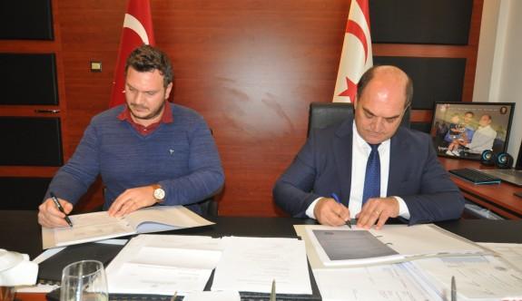 """Değirmenlik'te """"Kanalizasyon Atıksu Projesi"""" için imzalar atıldı"""