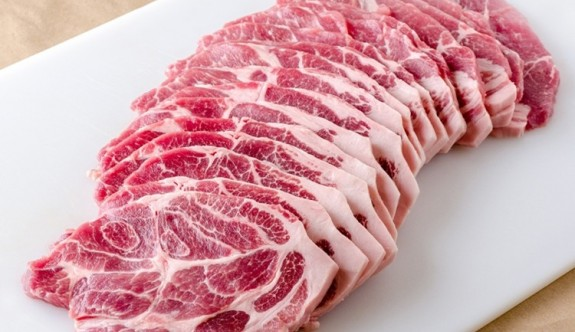 Domuz eti ithali serbest bırakılıyor