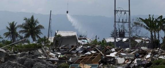 Endonezya'da geçen yıl 11 bin deprem oldu