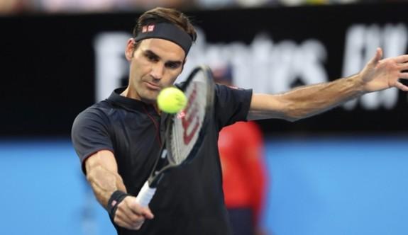 Federer yeni yıla zaferle başladı