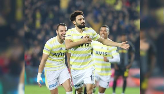 Fenerbahçe, derin bir nefes aldı