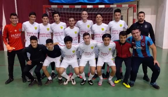 Futsalda Hala Sultan – LTL finali