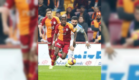 Galatasaray, Ankaragücü'ne gol yağdırdı
