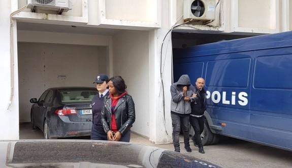 Gazimağusa'da uyuşturucu zulasına baskın