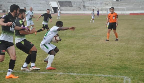 GG – Çanakkale maçında bir ilk yaşandı