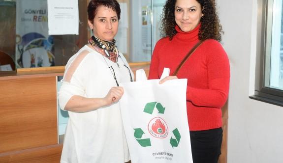 Gönyeli Belediyesi'nden çevreye destek