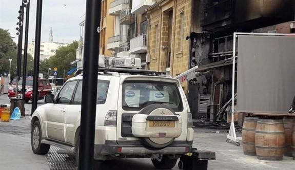 Güney Lefkoşa'da patlama: Bir ölü