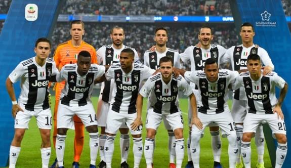 İtalya'nın süperi Juventus