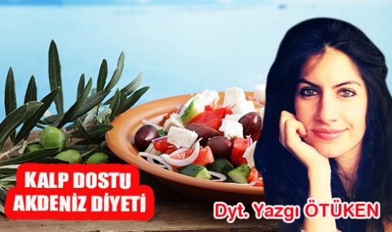 Kalp dostu Akdeniz diyeti