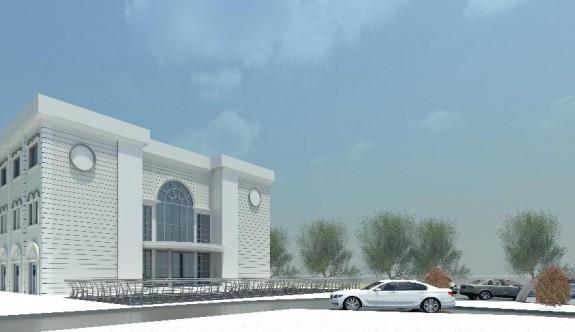 Kıbrıs'ın ikinci en büyük kütüphanesi Girne'ye yapılıyor