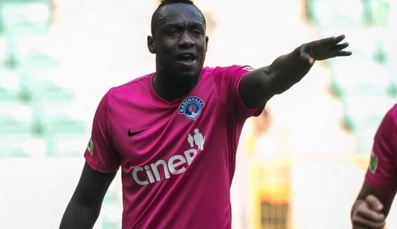 Mbaye Diagne resmen Galatasaray'da