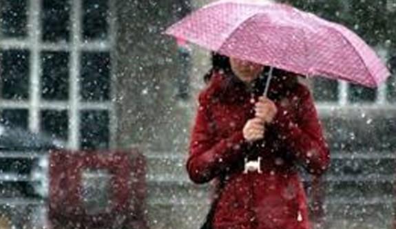 Pazar yağmur, çarşamba kar, perşembe don bekleniyor