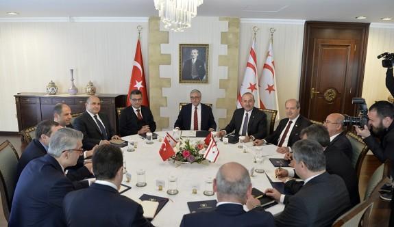 Saray'da kritik toplantı