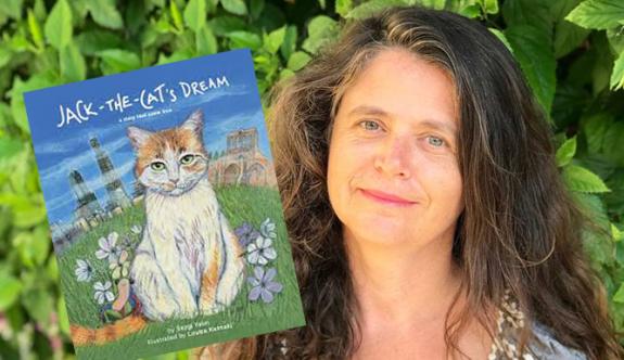 """""""Sarman Kedi Jack'in Hayali"""" isimli kitap Güney'de yarışmaya kabul edilmedi"""