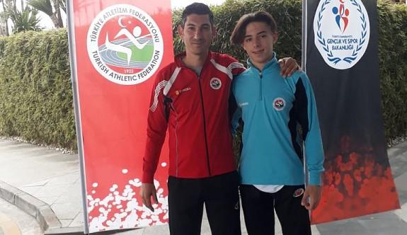 Taygun, Türkiye Milli Takım kampında