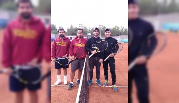 Tenis Ligi erteleme maçları oynanacak