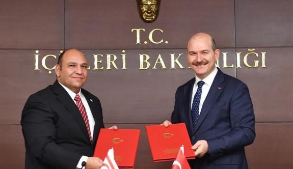Türkiye ile KKTC arasında karşılıklı ehliyetleri tanıma protokolü imzalandı