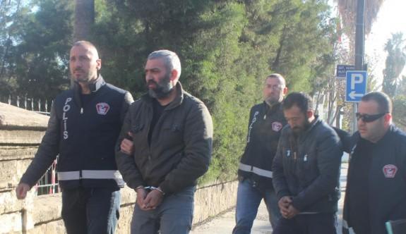 Yarım kilo eroin, üç tutuklu