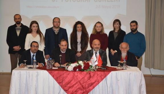 YDÜ'de Fotoğraf Günleri düzenlenecek