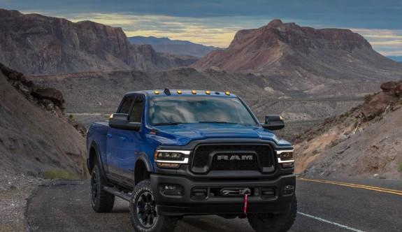 Yüksek performansın adı Ram Power Wagon