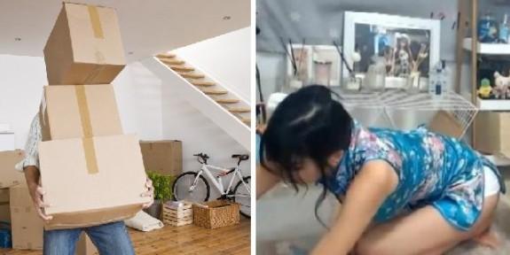 2 saatliğine kiraladığı Eskort kıza evini taşıttı