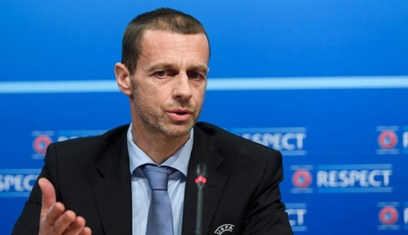 Aleksander Ceferin yeniden UEFA başkanı oldu