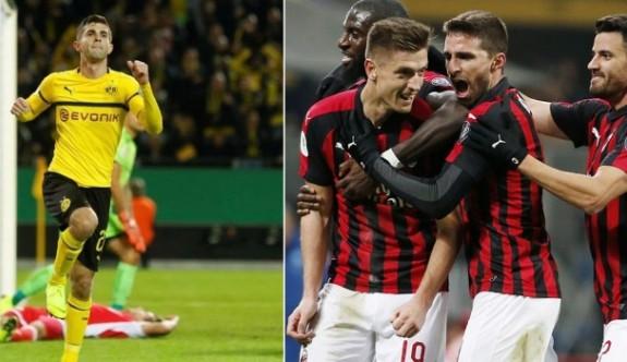 Ara transfer döneminde en çok para harcayan takım Milan