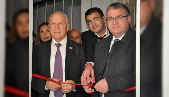 Azerbaycan Diaspora Merkezi Mağusa'da açıldı