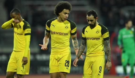 Borussia Dortmund'a bir çelme de Nürnberg'ten