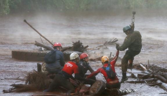 Brezilya'daki felakette korkunç bilanço